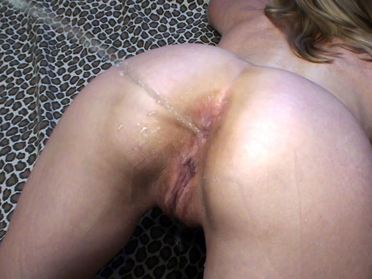 big strands of cum